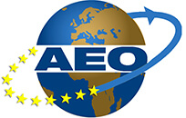 Logo for Authorised Economic Operator