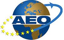 Logo for Authorised Economic Operator